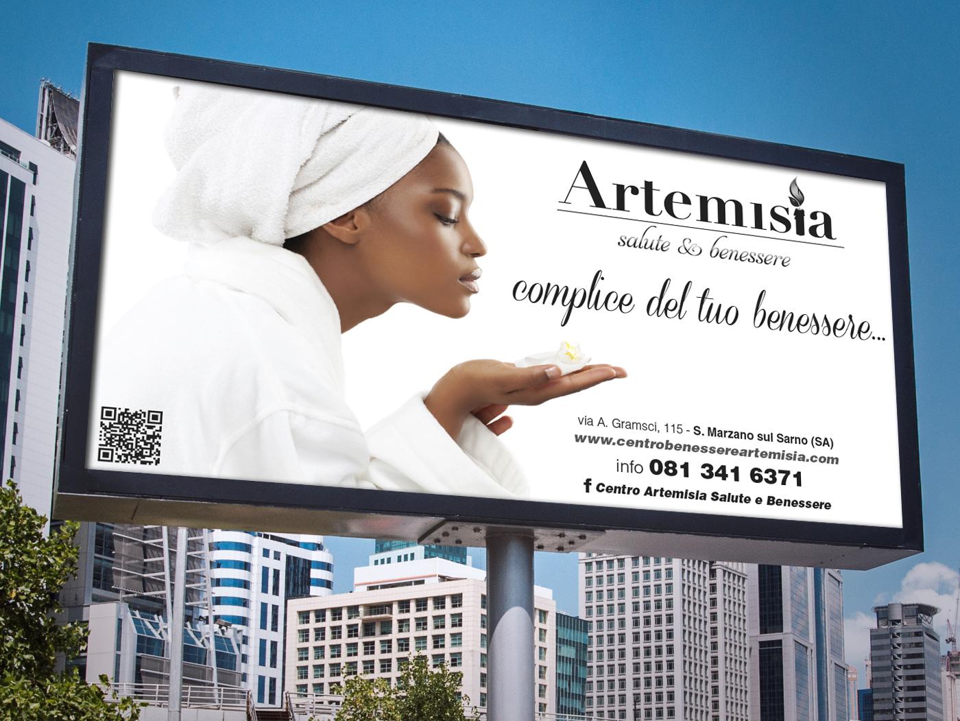 Cartellonistica Artemisia