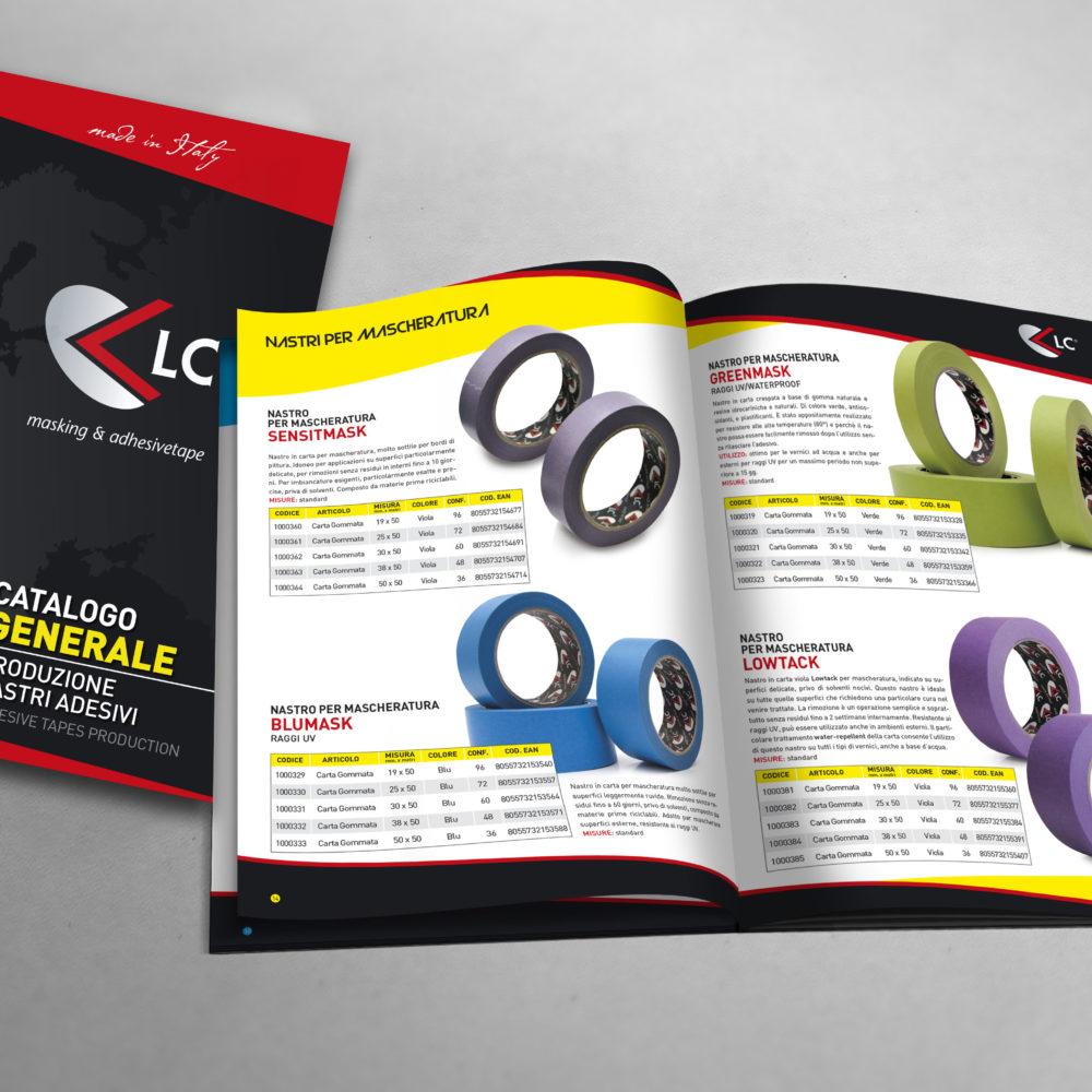 Catalogo LC ADESIVI