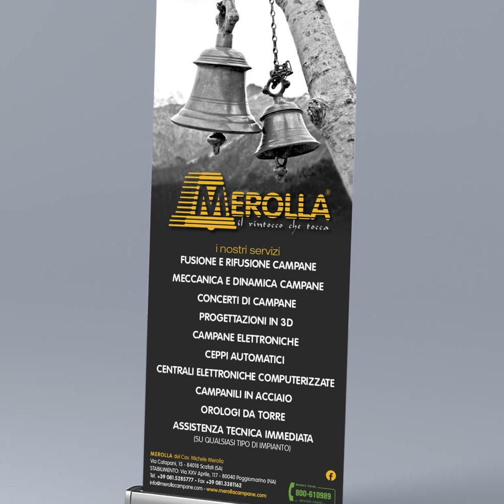 Roll Up MEROLLA